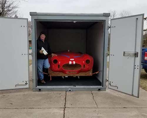 Via Vault's Containers Are Wide Enough To Fit All Your Storage Needs.