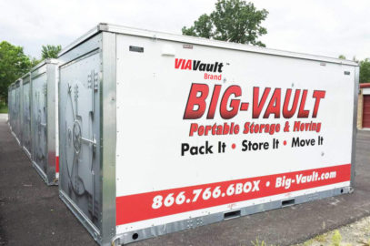 Via Vault's patent provides the best security and vandal proof.